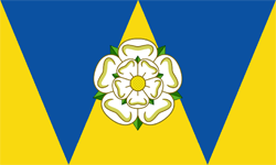 West Yorkshire Flag